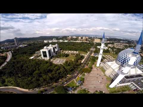 BEST PLACES VISIT SHAH ALAM,MALAYSIA