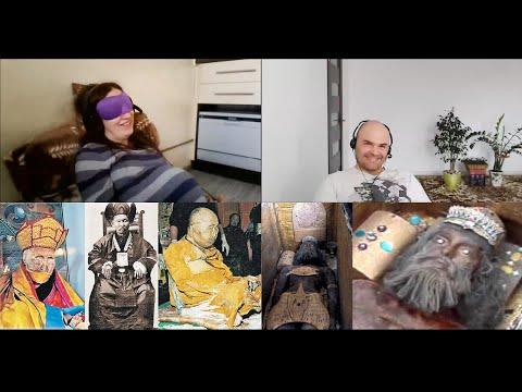 """26–RU Тайны """"спящих"""" тел в анабиозе. Итигэлов, """"Радомир"""", Ра и другие. Регрессивный гипноз."""