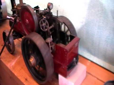 Henry Greenly 1 inch scale Traction Engine