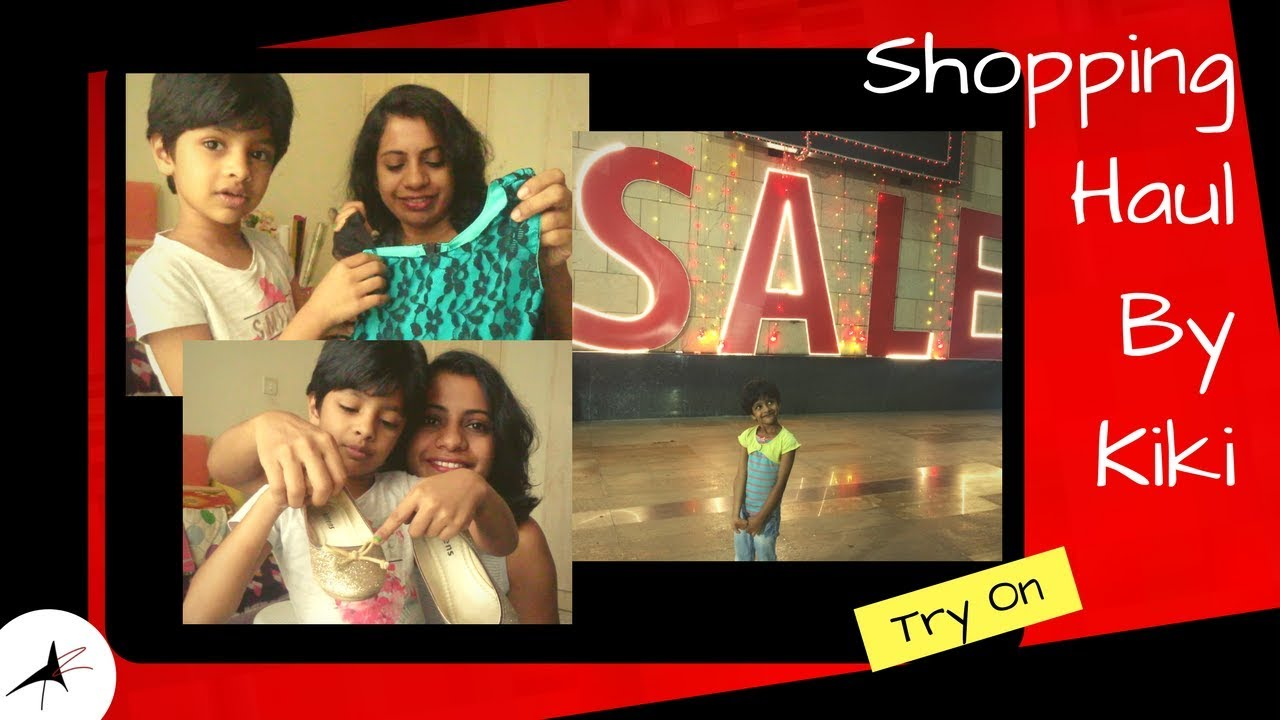Kiara's Try On Birthday Shopping Haul | August #13 | Arpitharai
