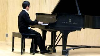 Kellen Cheung - Nocturne - Chopin MTAC Winter Fest 2012