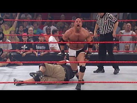 Goldberg vs. Rosey: Raw, June 9, 2003