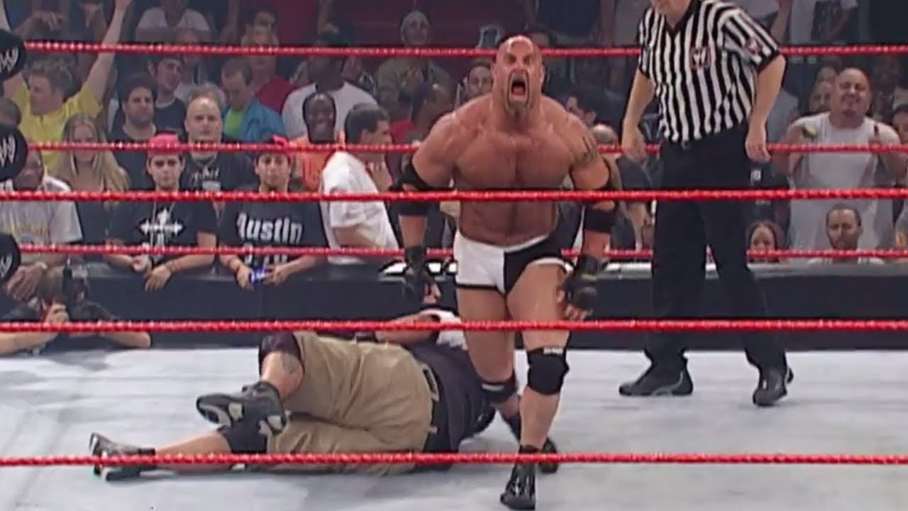 Goldberg vs. Rosey: Raw, June 9, 2003