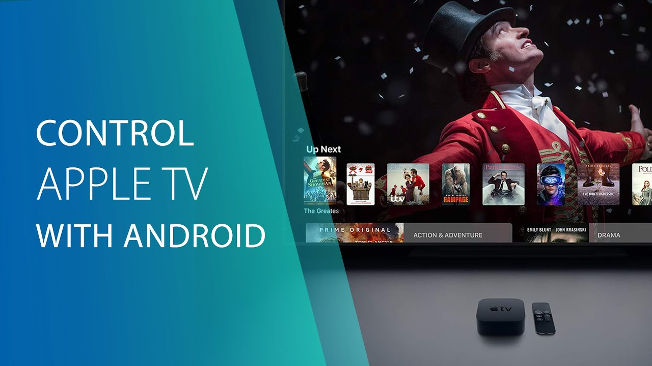 How to control your Apple TV with an Android phone