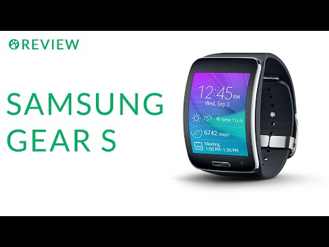 Samsung Gear S - Review