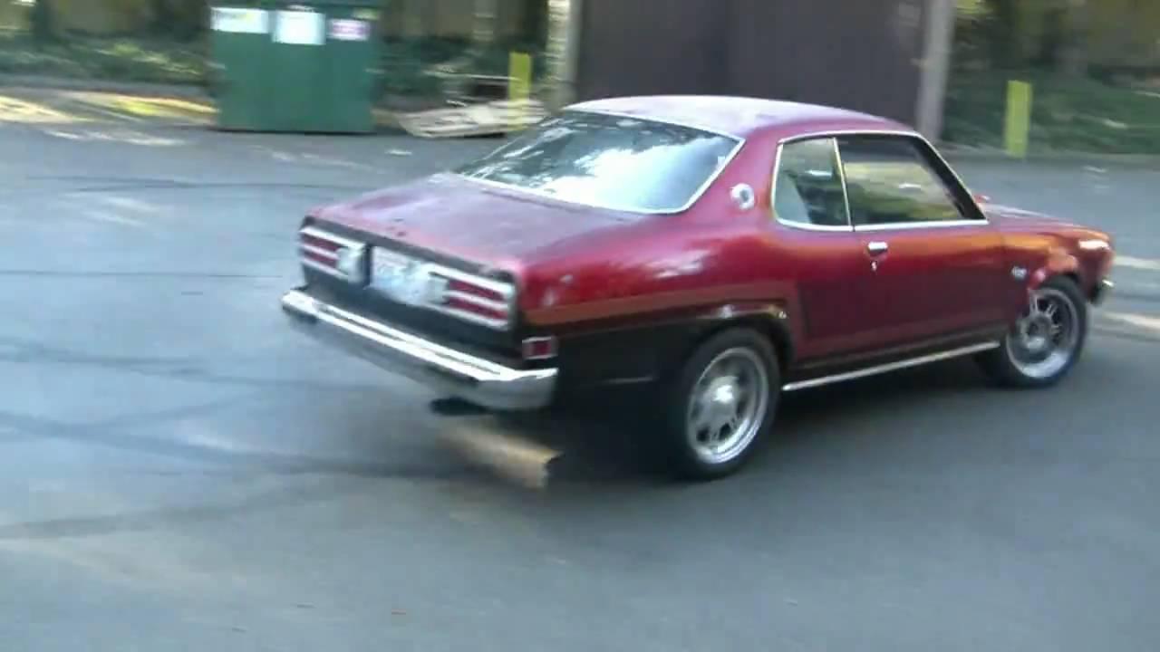 1975 Mitsubishi Galant Dodge Colt With 318ci V8 5 2l