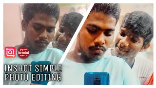 InShot Simple Photo Editing   Mirror Pic Filter Editing   INSHOT   REMINI   EDITING   NS EXIT'Z screenshot 4