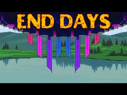 Terraria: End Days Part 1 - THE DISCOVERY