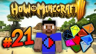 How To Minecraft S3 #21 'MINING MONDAY!' with Vikkstar