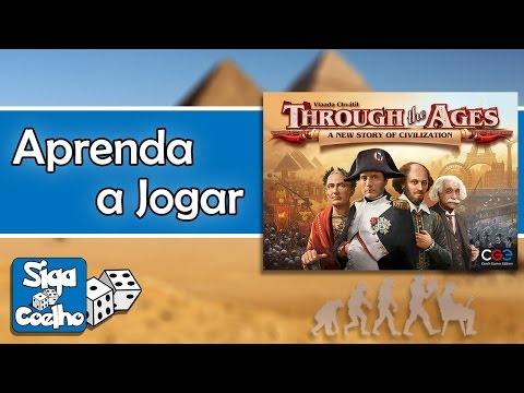 THROUGH THE AGES - A NEW STORY OF CIVILIZATION | REGRAS #12