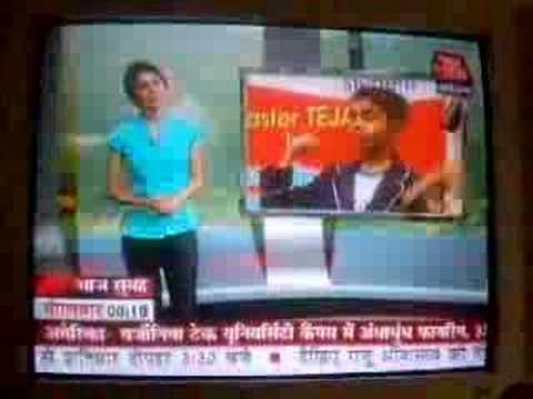 aloha mental arithmetic on aaj tak TV