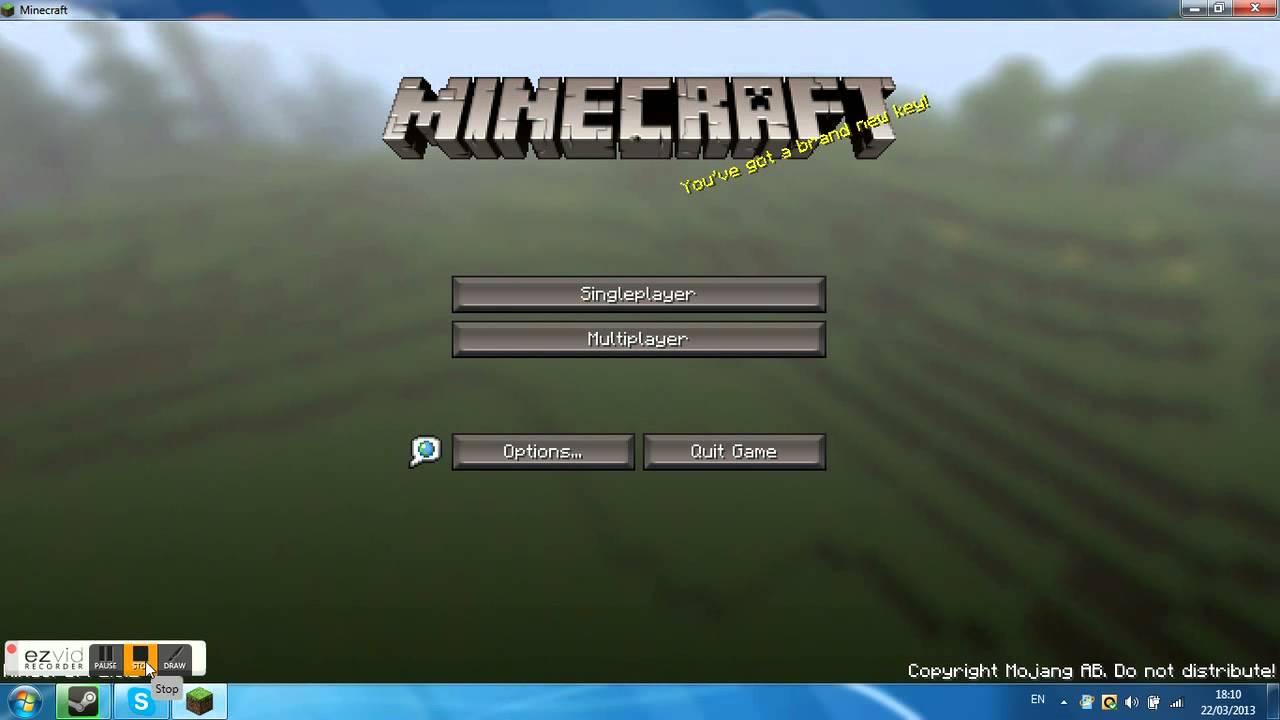 how to play minecraft windowed