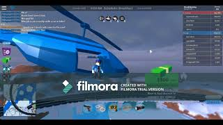 Being diayed by someone | Roblox Indonesia Jailbreak | Eps. 1