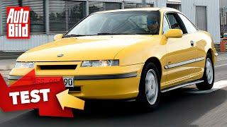 Opel Calibra 2.0i 4x4 (1990): Klassik - Fahrbericht - Coupé - Motor - Info
