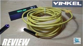 REVIEW: Vinkel Wi-Fi Endoscope 1200P Camera (HD)