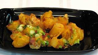 Loaded Chicken And Potato Casserole – Lynn's Recipes
