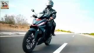 Đưa Nhau Đi Trốn - Đen ft. Linh Cáo ( Honda Winner 150 )