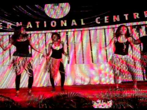 Congo shows off its moves - International Students Festival 2013 Pune University