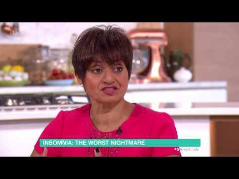 Tips to Avoid Insomnia | This Morning