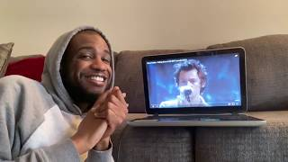 Harry Styles - Falling | Live at the BRIT Awards 2020 (Reaction)