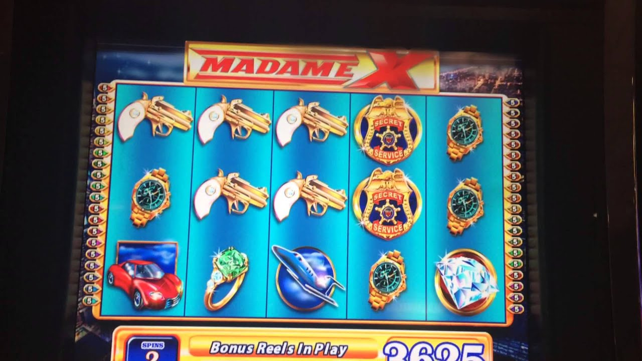 x slot machine