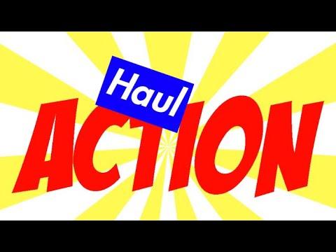 [HAUL] Action #15 (nouveautés)