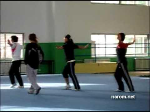 Women - Zheng Ti Tui (2005 Training @ Shandong)