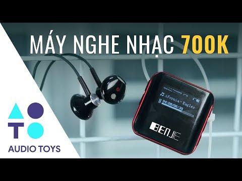 [Audio Toys #4] Máy Nghe Nhạc 700K Có Hay Hơn điện Thoại??! - Benjie K10