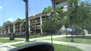 № 2383 США Как живут Студенты  UCF Orlando Florida
