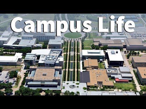 Webinar – UTD Campus Life (2017)