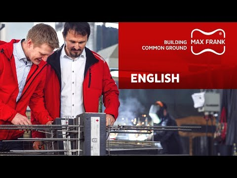 Corporate video MAX FRANK Group