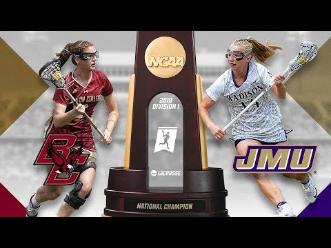 NCAA DI Women's Lacrosse Final Four Highlights