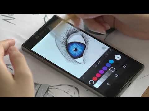 PaperColor : Paint Draw Sketchbook & PaperDraw - Apps on