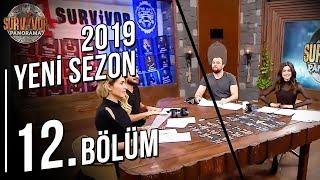 Survivor Panorama | 4. Sezon | 12. Bölüm