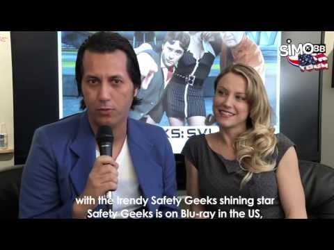 Brittney Powell and Tom Konkle Interview 2012