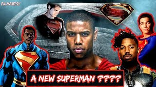 Michael B. Jordan - Is He the New Superman? Do you Want Him to be a Superman?