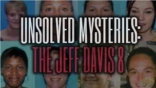 Murder In The Bayou: The Unsolved Jeff Davis Parish Serial Killings (The Jeff Davis 8)