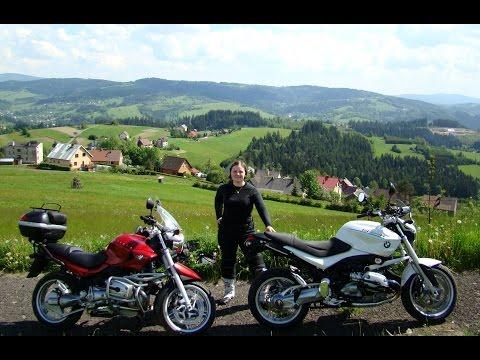 Motocyklem W BESKIDY '16 (Czechy,Słowacja).