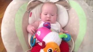 The Hollywood Twins: A Typical Day Of 5 Month Old Twins