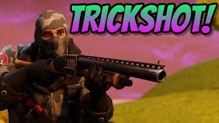Fortnite Pump Shotgun Trickshot / Killing Noobs   Fortnite Battle Royale Oceania Player