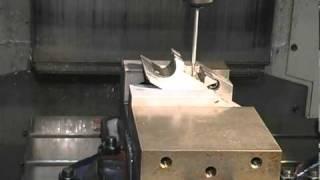 CNC Machine Application Indian Peak Manufacturing LLC