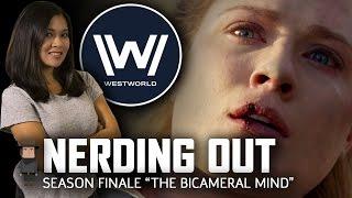 """Westworld Season 1 Finale """"The Bicameral Mind"""" - Nerding Out"""