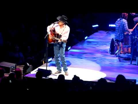 George Strait- The Chair 2012