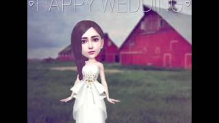黄晓明baby1008大婚#Baby,结了婚,你就负责貌美如花,教主负责赚钱养家保护你~新婚快乐哦~