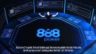 888Poker - Georges St-Pierre MMA Champion TV ad.