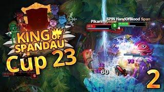 Carry Spinne Spandaus! | King Of Spandau [C23M2]