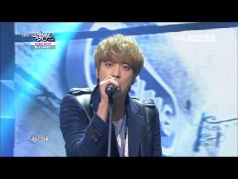 [Music Bank] K-Chart & CNBLUE - I'm Sorry (2013.02.01)