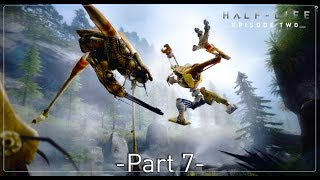 Half Life 2: Episode TWO- بالعربي - PART 7