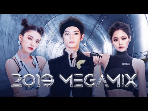 A YEAR IN K-POP | 2019 MEGAMIX (70+ SONGS!)