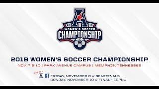 ADN Women's Soccer Championship Semifinal: SMU vs Memphis